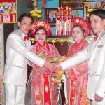 Top những đám cưới kỳ lạ nhất năm 2013